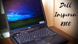 Dell Inspiron 8100 - The best laptop for playing old PC games