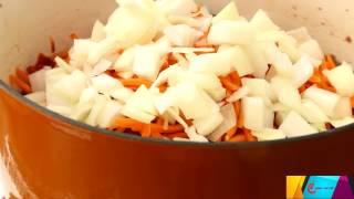 How to Make Sweet Russian Cabbage Soup - Как Сделать Сладкий Суп