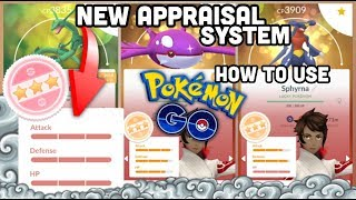 NEW APPRAISAL SYSTEM CHANGES POKEMON GO