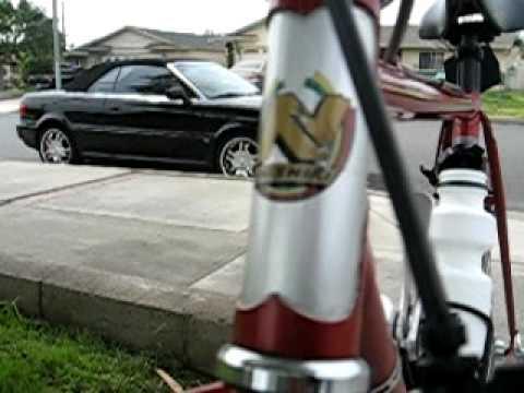 road bike Nishiki-Olimpic 12