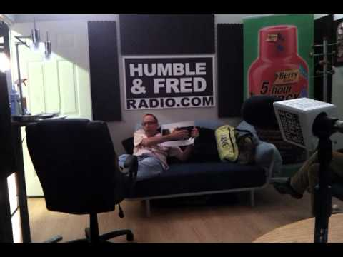 Grumpy Russian Guy on Humble & Fred's Podcast - Hu...