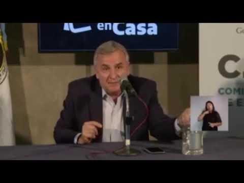 Gerardo Morales cerró las fronteras de Jujuy