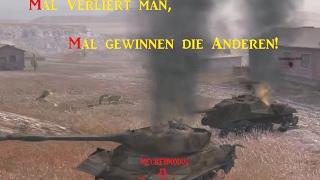 World of Tanks Blitz (Deutsch) - MEHR GLÜCK WÄRE UNERTRÄGLICH! [IS 8]