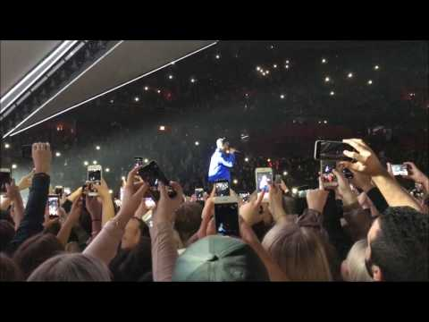 The Weeknd - Legend Of The Fall Tour Opening Sweden
