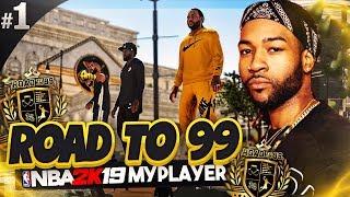 Exposing OVO Artist PartyNextDoor On MyPark Celebrities Ankles Get Broken On NBA 2k19 Too   JuiceMan thumbnail