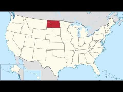 Interesting facts about North Dakota!