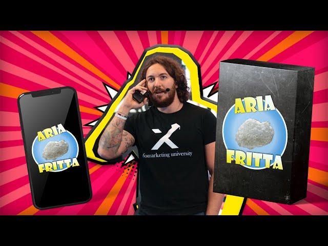 Come Vendere ARIA FRITTA™