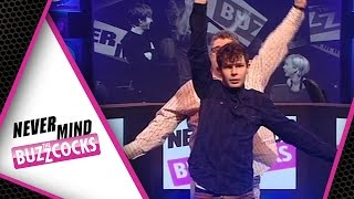 No Bill, No Air | Simon Amstell & Phill Jupitus | Never Mind The Buzzcocks