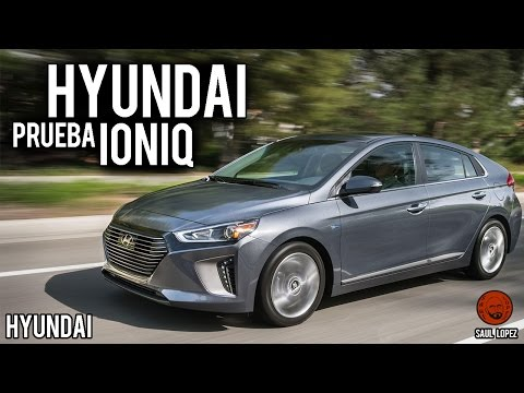 Hyundai IONIQ eléctrico | prueba | test | review | explicado en español