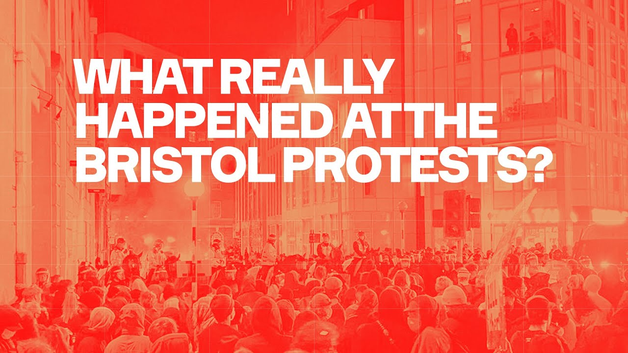 What really happened at the Bristol protests?