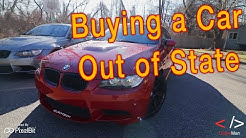4 Steps on How To Buy Any Car Out of State