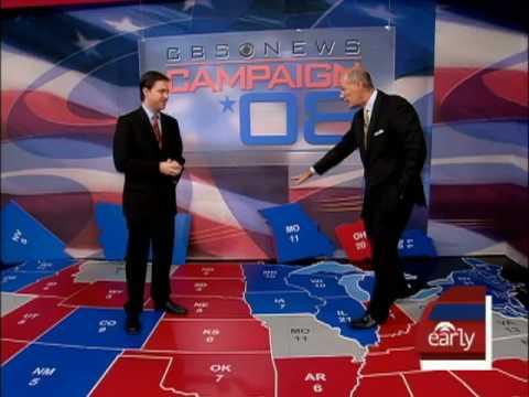 Senatorial Elections Map