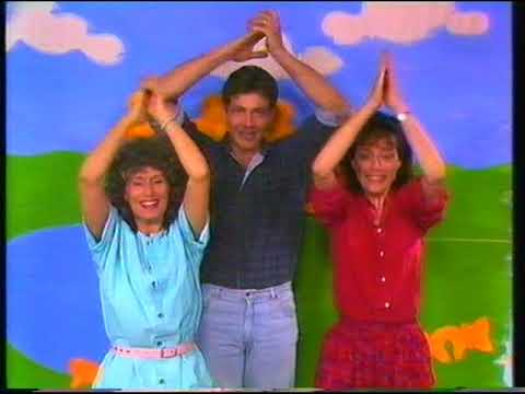 Play School With Benita Philip And Anna Maria 1986