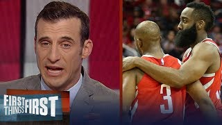 Doug Gottlieb explains why Harden and CP3