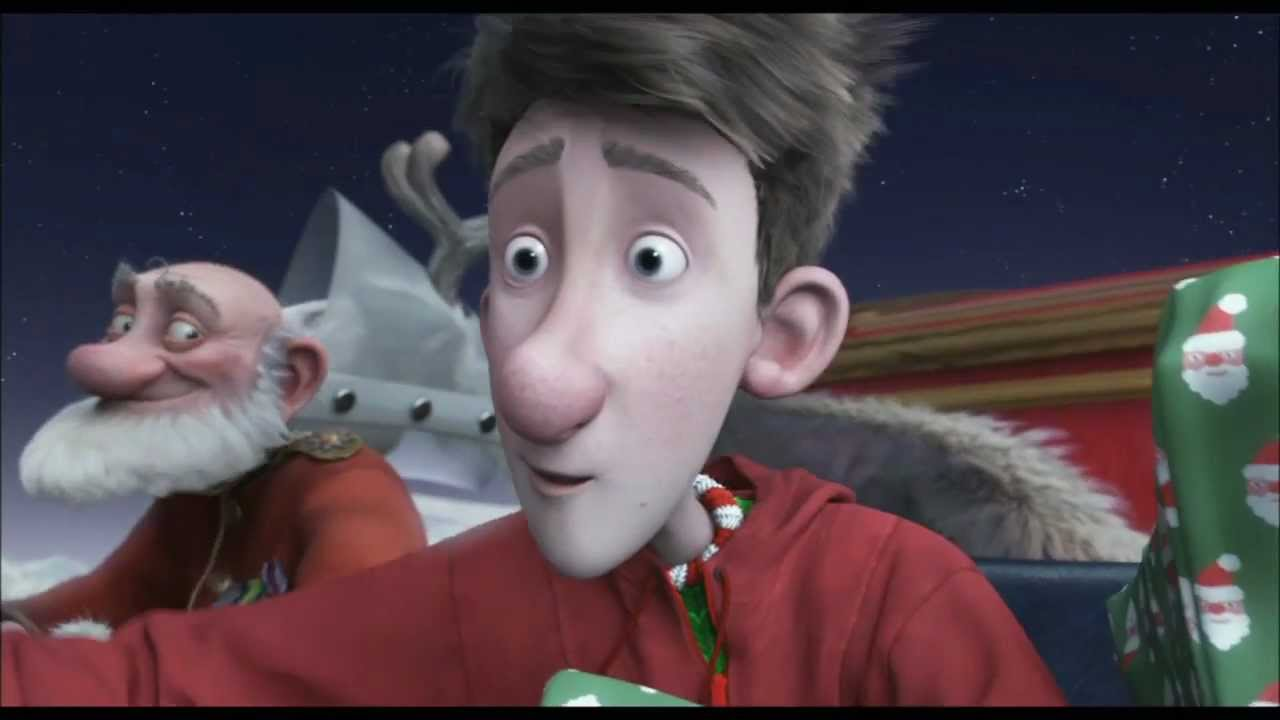 Arthur Christmas \
