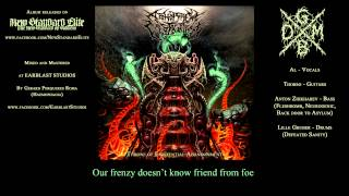 Abhorrent Castigation - Triumvirate of Evil (Throne of Existential Abandonment) Resimi