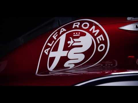 Racerfish produziert die Enthüllung des neuen Alfa Romeo C37 für das Sauber F1 Team