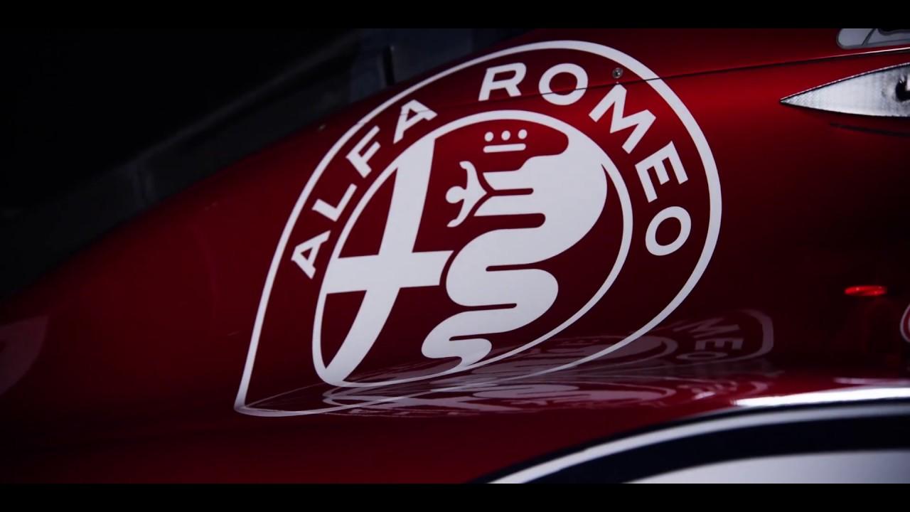 The C37 – 2018 Alfa Romeo Sauber F1 Team Launch - YouTube