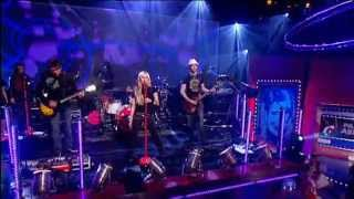 Avril Lavigne - Hot @ Friday Night Project 06/06/2007