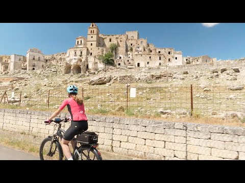 Basilicata Bike. Cultural tourism is green tourism...