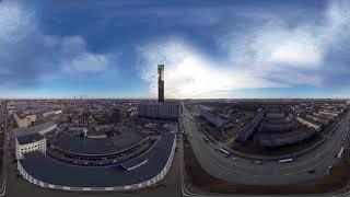 Презентация новых корпусов комплекса апарт отелей VALO Video VR 360