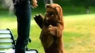 star wars ewok commercial