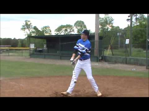 Zach McGinnis Baseball Recruiting Video - North Lincoln High School