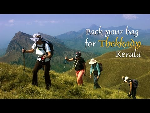 Backpacking destinations of Kerala - Thekkady