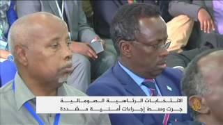 محمد عبد الله فرماجو يفوز بالانتخابات الرئاسية الصومالية