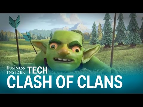 'Clash Of Clans' Earns $1.5 Million A Day