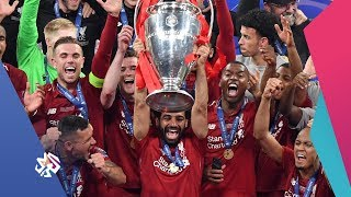 بتوقيت مصر│صلاح يقود ليفربول للفوز برابطة أبطال أوروبا