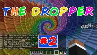 figgehn & Whippit | Minecraft på Svenska | The Dropper #2