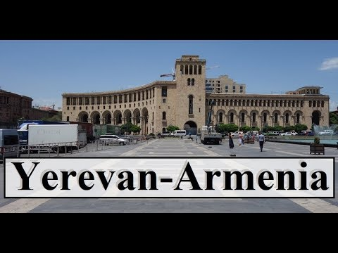 Armenia/Yerevan (Republic Square) Part 9