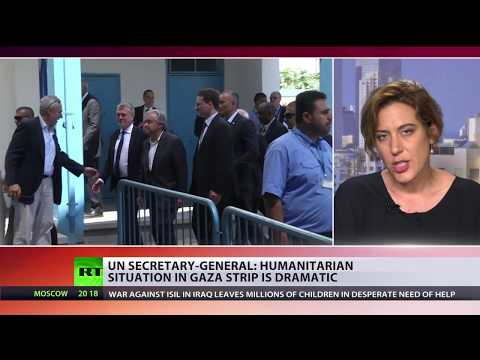 Blockade of Gaza should be lifted as it