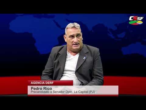 Pedro Rico: Hace falta una renovación en la política
