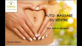 Auto-massage du ventre