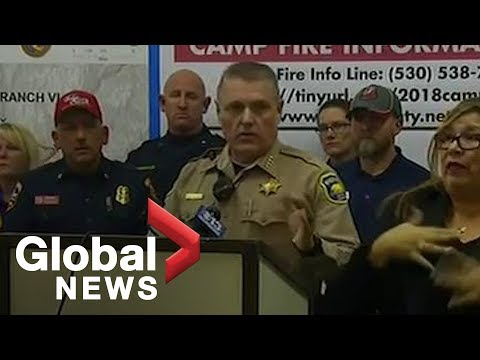 California wildfires: Officials say Camp fire was 'worst-case scenario' Mp3