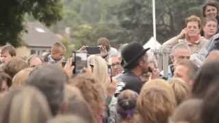 Yannick Noah fête de la musique 2015 Les Clayes sous Bois