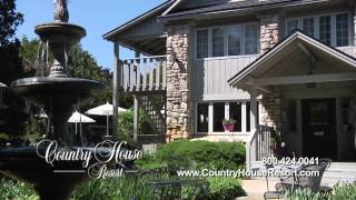 Country House Resort--Door County Resort located in Sister Bay, Wisconsin