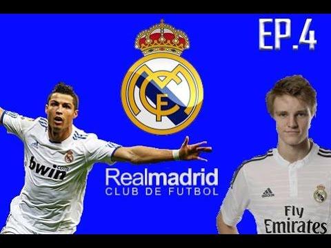 Real Madrid karriere #4   Staren på liagen!!   Norsk