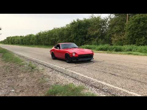 RB20 Datsun Straight Exhaust Pure Noise