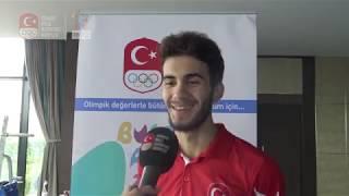 Milli Karatecilerimizin İlk Yaz Gençlik Olimpiyatları Heyecanı