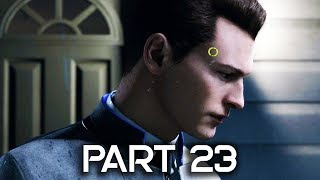 Detroit Become Human Gameplay Walkthrough Part 23 - Night of the Soul (PS4 PRO Detroit Gameplay)