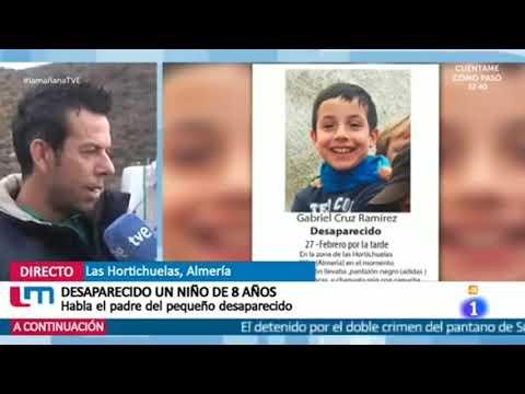 La ASESINA de Gabriel Cruz y su SANGRE FRÍA: Ese día Gabriel No Volvió