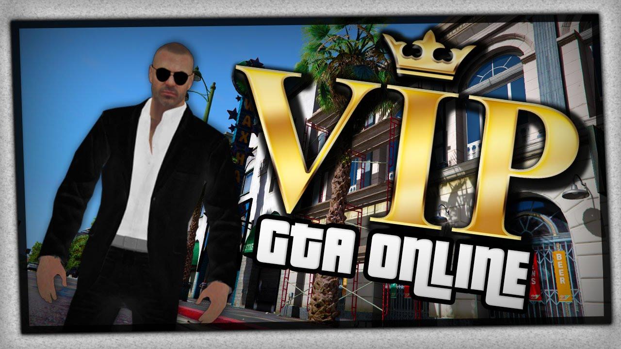 Gta 5 Online Vip Werden