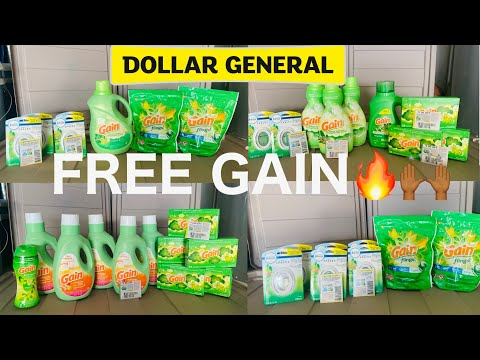 🔥Dollar General Cheap Digital & Paper $5/$25 & $5/$30 Gain Deals. FREE & Cheap Gain🔥
