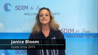 Video testimony from Janice Bloom.