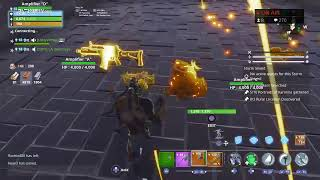 GIFTING WEAPONS IN FORTNITE 130 AND 106- SAVE THE WORLD