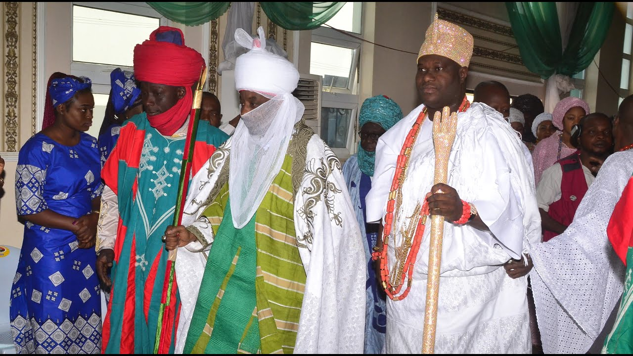 Fathers of Almajiri Children Should be arrested - Kano emir, Sultan of sokoto and Ooni of Ife