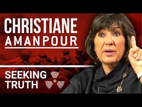 CHRISTIANE AMANPOUR  SEEKING TRUTH  London Real